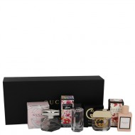 Gucci Guilty by Gucci - Gjafasett -- Gucci Travel Set Includes Gucci Bamboo, Gucci Guilty, Flora Gorgeous Gardenia and Gucci Bloom f. dömur