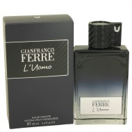 Gianfranco Ferre L'uomo by Gianfranco Ferre - Eau De Toilette Spray 100 ml f. herra