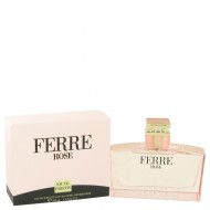 Ferre Rose by Gianfranco Ferre - Eau De Toilette Spray 100 ml f. dömur