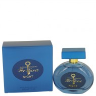Her Secret Night by Antonio Banderas - Eau De Toilette Spray 80 ml f. dömur
