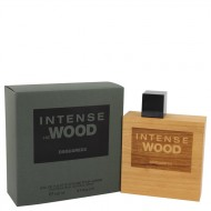He Wood Intense Wood by Dsquared2 - Eau De Toilette Spray 100 ml f. herra