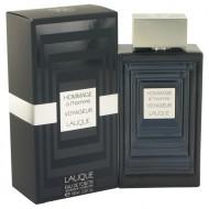Hommage A L'homme Voyageur by Lalique - Eau De Toilette Spray 100 ml f. herra
