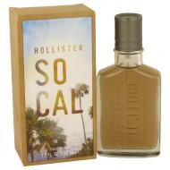 Hollister Socal by Hollister - Cologne Spray 50 ml f. herra