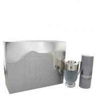 Invictus by Paco Rabanne - Gjafasett -- 3.4 oz Eau De Toilette Spray + 5.1 oz Deodorant Spray f. herra