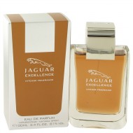 Jaguar Excellence Intense by Jaguar - Eau De Parfum Spray 100 ml f. herra