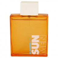 Jil Sander Sun Bath by Jil Sander - Eau De Toilette Spray (Tester) 125 ml f. herra
