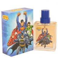 Justice League by Justice League - Eau De Toilette Spray 100 ml f. herra