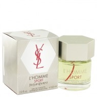 L'homme Sport by Yves Saint Laurent - Eau De Toilette Spray 60 ml f. herra