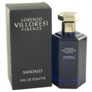 Lorenzo Villoresi Firenze Sandalo by Lorenzo Villoresi - Eau De Toilette Spray (Unisex) 100 ml f. dömur