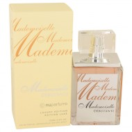 Mademoiselle Debutante by Nu Parfums - Eau De Parfum Spray 100 ml f. dömur