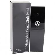 Mercedes Benz Club Black by Mercedes Benz - Eau De Toilette Spray 100 ml f. herra