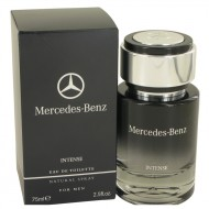 Mercedes Benz Intense by Mercedes Benz - Eau De Toilette Spray 75 ml f. herra