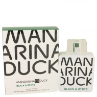 Mandarina Duck Black & White by Mandarina Duck - Eau De Toilette Spray 100 ml f. herra