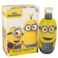 Minions Yellow by Minions - Eau De Toilette Spray 100 ml f. herra