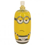 Minions Yellow by Minions - Eau DE Toilette Spray (Tester) 100 ml f. herra