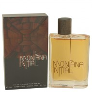 Montana Initial by Montana - Eau De Toilette Spray 75 ml f. herra