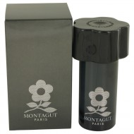Montagut Black by Montagut - Eau De Toilette Spray 50 ml f. herra