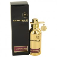 Montale Aoud Purple Rose by Montale - Eau De Parfum Spray (Unisex) 50 ml f. dömur