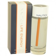 Nautica Life Energy by Nautica - Eau De Toilette Spray 100 ml f. herra