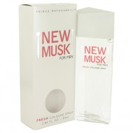New Musk by Prince Matchabelli - Cologne Spray 83 ml f. herra