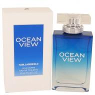 Ocean View by Karl Lagerfeld - Eau De Toilette Spray 100 ml f. herra