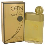 Open Gold by Roger & Gallet - Eau De Toilette Spray 100 ml f. herra