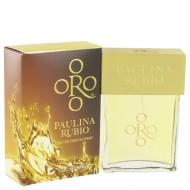 Oro Paulina Rubio by Paulina Rubio - Eau De Parfum Spray 100 ml f. dömur
