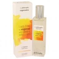 Philosophy Expressive by Philosophy - Eau De Parfum Spray 30 ml f. dömur