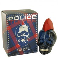 Police To Be Rebel by Police Colognes - Eau De Toilette Spray 125 ml f. herra