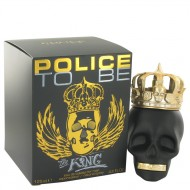 Police To Be The King by Police Colognes - Eau De Toilette Spray 125 ml f. herra