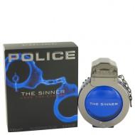 Police The Sinner by Police Colognes - Eau De Toilette Spray 100 ml f. herra