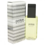Quorum Silver by Puig - Eau De Toilette Spray 100 ml f. herra