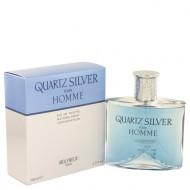 Quartz Silver by Molyneux - Eau De Toilette Spray 100 ml f. herra