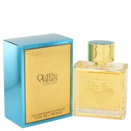 Queen of Hearts by Queen Latifah - Eau De Parfum Spray 100 ml f. dömur