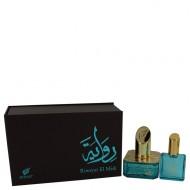 Riwayat El Misk by Afnan - Eau De Parfum Spray + Free .67 oz Travel EDP Spray 50 ml f. dömur