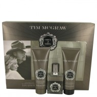 Soul 2 Soul by Faith Hill & Tim Mcgraw - Gjafasett -- 1 oz Eau De Toilette Spray + 2.5 oz After Shave Balm + 2.5 oz Shower Gel f. herra