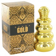 Samba Gold by Perfumers Workshop - Eau De Parfum Spray 100 ml f. dömur