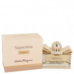 Signorina Eleganza by Salvatore Ferragamo - Eau De Parfum Spray 50 ml f. dömur
