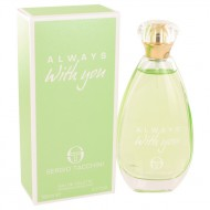 Sergio Tacchini Always With You by Sergio Tacchini - Eau De Toilette Spray 100 ml f. dömur