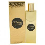 ST Dupont Royal Amber by ST Dupont - Eau De Parfum Spray (Unisex) 100 ml f. dömur