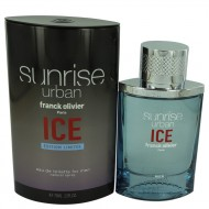 Sunrise Urban Ice by Franck Olivier - Eau De Toilette Spray 75 ml f. herra