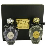 TOVA by Tova Beverly Hills - Gjafasett -- Tova Signature 3.4 oz Eau De Parfum Spray + Tova Night 3.4 oz Eau De Parfum Spray f. dömur