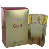 Ungaro Gold by Emanuel Ungaro - Eau De Toilette Spray 90 ml f. dömur