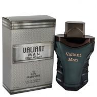 Valiant Man by Jean Rish - Eau De Toilette Spray 100 ml f. herra