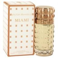 Victor Manuelle Miami by Victor Manuelle - Eau De Parfum Spray 100 ml f. herra