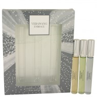 Vera Wang Embrace by Vera Wang - Gjafasett -- Rollerball Trio Gjafasett includes Embrace Marigold and Gardenia, Green Tea and Pear Blossom and Periwinkle and Iris f. dömur