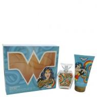 Wonder Woman by Marmol & Son - Gjafasett -- 2 oz Eau De Parfum Spray + 5 oz Body Lotion f. dömur