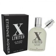 X Limited by Etienne Aigner - Eau De Toilette Spray 125 ml f. herra
