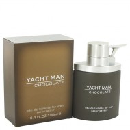 Yacht Man Chocolate by Myrurgia - Eau De Toilette Spray 100 ml f. herra